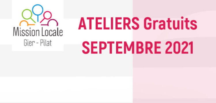 Ateliers mission locale